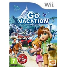 Juego Wii - Wii Go Vacation