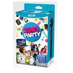 Juego Wii U - Sing Party   Microfono