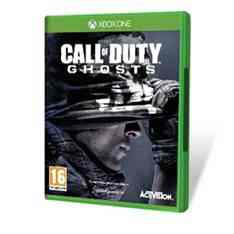 Juego Xbox One Call Of Duty Ghosts