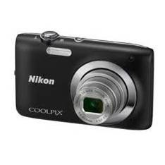 Kit Camara Digital Nikon Coolpix S2600 Negra