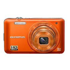 Kit Camara Digital Olympus Vg-160 Naranja