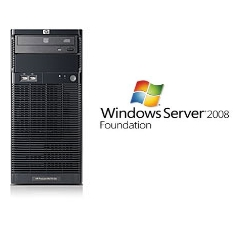Kit Servidor Proliant Ml110 G6 Windows Server 2008 Foundation R2