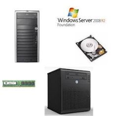 Kit Servidor Proliant Ml110 G6 Xeon X3430   1 Gb Memoria Ram   Hdd   250gb   Windows Server 2008 Foundation R2 Proliant