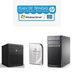 Kit Servidor Proliant Ml110 G6 Xeon X3430   Microserver G7 Amd Turion Ii Neo N40l   Windows Server Foundation