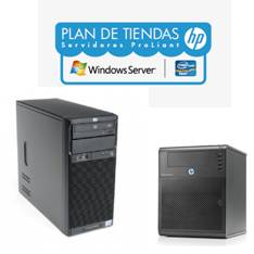 Kit Servidor Proliant Ml110 G6 Microserver G7 Neo N40l 2gb 500gb Windows Server Foundation