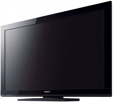 Lcd Tv Sony Bravia 40 Kdl-40bx420 Full Hd 1080 Hdmi Usb Negro