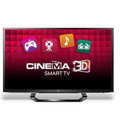 Led Tv 3d Lg 55 55lm620s Full Hd Tdt Hd Smart Tv 4 Hdmi 3 Usb 20 Video