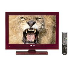 Led Tv Nevir 19 Nvr-7502-19 Rojo Hd Tdt-hd Ci Hdmi Usb Grabador Mkv
