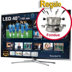 Led Tv Samusng 40 3d Ue40f6400 Smart Tv Full Hd   Fondue