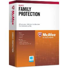Mcafee Family Protection 3 Usuarios 2013