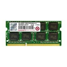 Memoria Portatil Ddr3 4gb 1066 Mhz Pc8500 Transcend