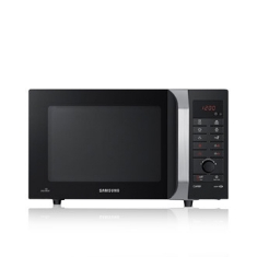 Microondas Samsung Ce107ft 28l Grill Inoxidable Interior