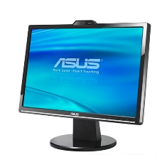 Monitor Lcd Asus 185 Hd Ready  5ms Web Cam