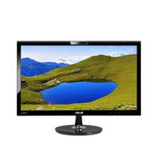 Ver MONITOR LED ASUS 215 FULL HD 2MS WEB CAM HDMI DVI MULTIMEDIA