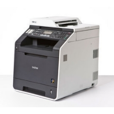 Multifuncion Brother Laser Color Mfc-9460cdn Fax A4