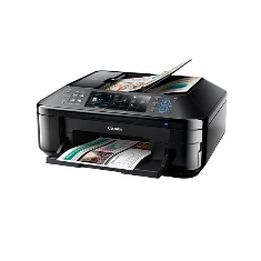 Multifuncion Canon Inyeccion Color Pixma Mx715 Fax A4