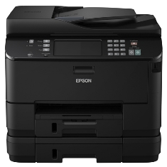 Multifuncion Epson Inyeccion Color Workforce Wp-4545dtwf A4
