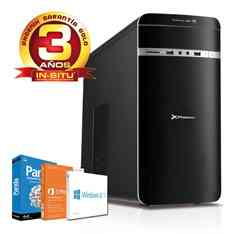 Ordenador Phoenix Actyon Intel I3 Ddr3 4gb 1tb Rw Win 8 Office