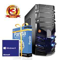 Ordenador Phoenix Casia Tr4 Intel I7 1150 Ddr3 8gb 1tb  Vga Gforce 660 Gddr5 2gb  Win 8  Rw