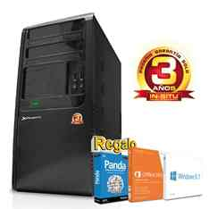 Ordenador Phoenix Home Intel G1610 4 Gb Ddr3 500gb Rw Win 8 Office
