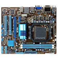 Placa Base Asus Amd Am3   Sempron  Ddr3  Usb 20  Atx