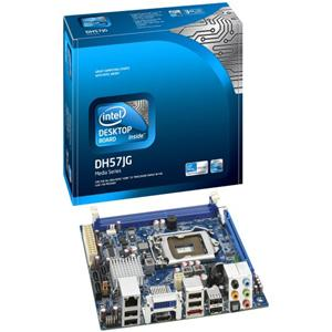 Placa Mini Itx Intel Boxdh57jg  Core I3