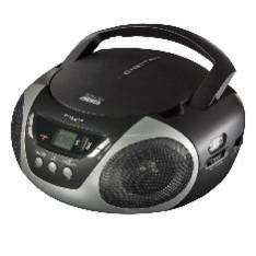 Radio Cd Mp3 Nevir Nvr-459 Plata