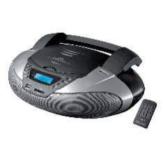 Radio Cd Mp3 Nevir Nvr-462 Plata Usb Lector Tarjetas