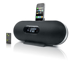 Radio Despertador Docking Station Muse Para Ipod