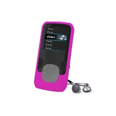 Reproductor Mp4 Coby Mp608 Rosa 8gb Pantalla Radio