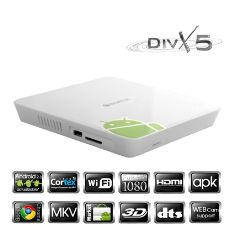 Reproductor Multivmedia Woxter Android Tv 100 Hd Wifi Hdmi