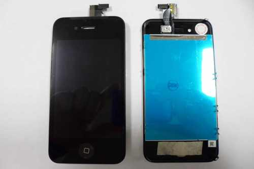 Repuesto Pantalla Lcd Touch Completa Apple Iphone 4g Negro