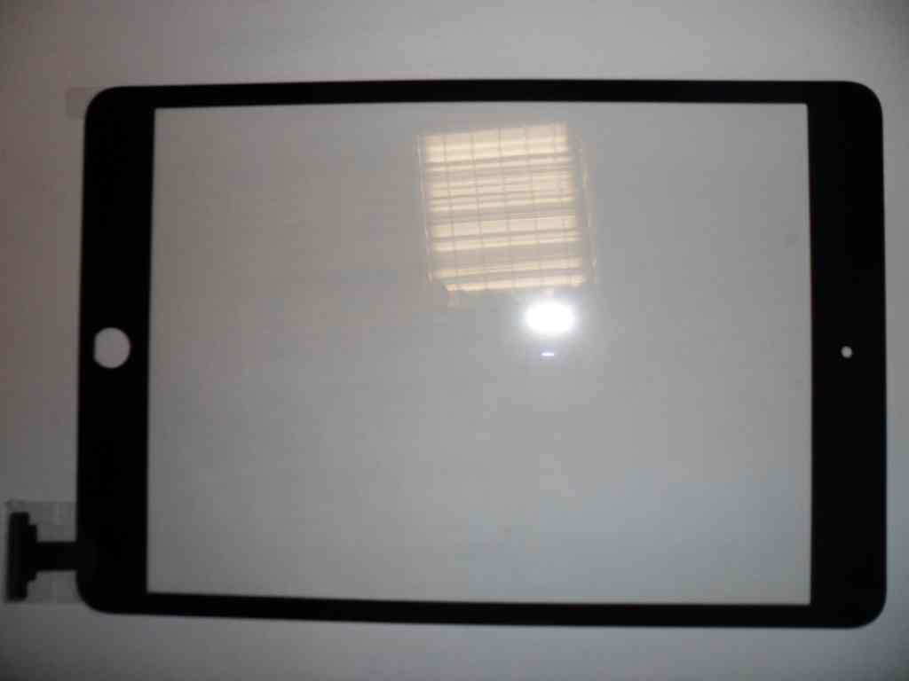 Repuesto Pantalla Tactil Apple Ipad Mini Negro Sin Conector Ic