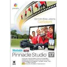 Software De Edicion De Video Pinnacle Studio V17