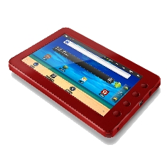 Tablet Pc Coby Kyros Mid7010-4gb Rojo