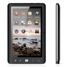 Tablet Pc Coby Kyros Mid7024-4g Lcd