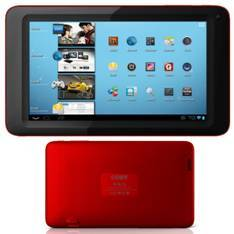 Tablet Pc Coby Kyros Mid7031-4gb Rojo