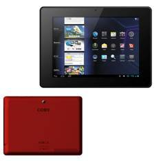 Tablet Pc Coby Mid8042-4g Rojo Capacitivo