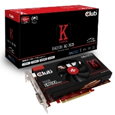 Vga Ati Radeon Hd 7870 Royalking Gddr5 2gb Cgax-7876o Pci Express 30  Club 3d