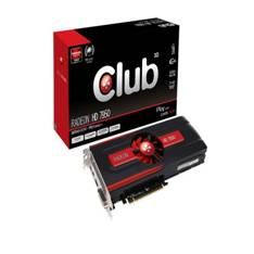 Vga Ati Radeon Hd 7950 3gb Gddr5  Pci Express  Vga  Dvi   Hdmi Club 3d