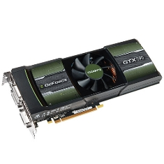 Vga Nvidia G-force Gtx 590 3gb Gigabyte
