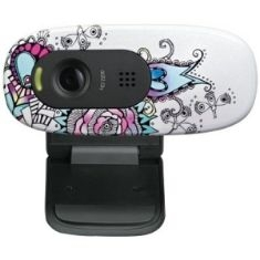 Webcam Logitech C270 Hd 720p 3mp Floral