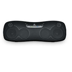 Altavoces Logitech Boombox Negro Wireless Para Ipad
