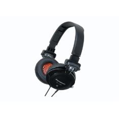 Auriculares Panasonic Djs400e Dj Street Negros Plegables