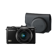 Camara Digital Olympus Xz-1 Negro Funda De Piel Hd Lcd 3 Litio