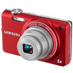 Camara Digital Samsung St67 Rojo 14mp 5x