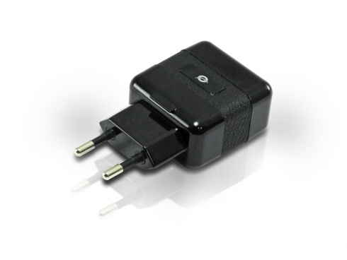 Ver CARGADOR USB CONCEPTRONIC X2 DE PARED PARA TABLET MOVILES GPS MP3 CAMARAS ETC 2000mA 5V