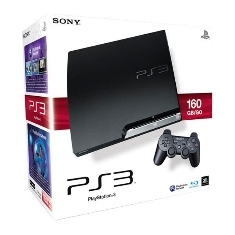 Consola Ps3 Slim 160gb