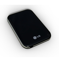 Hdd Externo Lg Negro-silver Hxd5