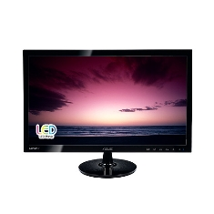 Monitor Led Asus 24 Full Hd 5ms Hdmi Dvi